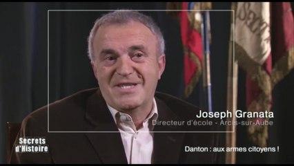 Secrets d'Histoire - Danton : aux armes citoyens ! - L'arrestation de Danton