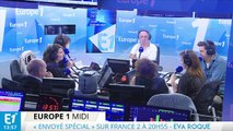 """Ce soir à la télé : """"Envoyé spécial l'été"""" sur France 2, le choix d'Europe 1"""