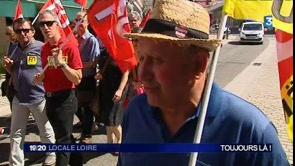 France 3 Loire  - 28 juin 2016