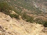 Maroc, paysage du haut Atlas