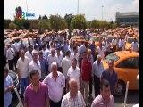 Atatürk Havalimanı taksi durağı şoförleri iddialara cevap verdi