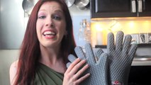 Grill Logic BBQ Grill Gloves and Silicone Oven Mitts Review by Sue