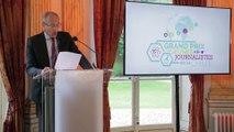 Grand Prix les Jeunes Journalistes de la Chimie - Discours de Bernard Bigot