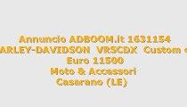 HARLEY-DAVIDSON  VRSCDX  Custom cc...