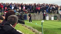 Victor Dubuisson trou2 Golf National Albatros 30 juin 2016
