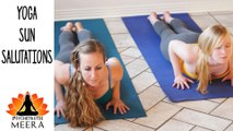 Yoga For Complete Beginners - Relaxation & Flexibility Stretches 15 Minute Yoga Workout