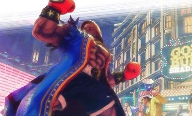 Guía de movimientos y personajes de Street Fighter V