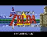 Legend of Zelda a Link To The Past gameplay#1 Zelda In Trouble!