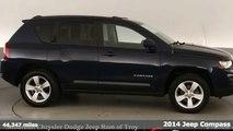 Certified 2014 Jeep Compass Troy MI Detroit, MI #AP6919