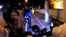 4k, ultra HD, Taubaté, Passeio Mtb Noturno, 34 km, 25 bikers, SP, Brasil, Vale do Paraíba, Mtb, pedalando com a  família, amigos e a bike Soul SL 129, 24v, junho de 2016, Marcelo Ambrogi (19)