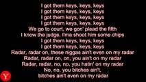 DJ Khaled – I Got The Keys (Jay Z & Future) [lyrics]