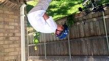 #pogo tricks #cofin tricks #hanging on basket
