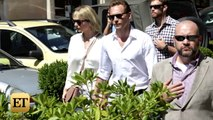 Taylor Swift and Tom Hiddleston Continue Romantic European Tour in Rome -- See the Pics!