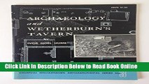 Read Archaeology and Wetherburns Tavern (His Colonial Williamsburg archaeological series, no. 3)