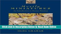 Read Mostly Miniatures: An Introduction to Persian Painting  Ebook Free