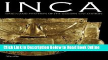 Read Inca: Origin and Mysteries of the Civilisation of Gold  Ebook Free