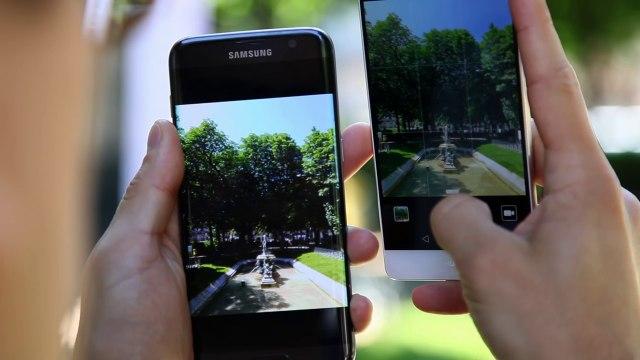 Comparatif photo des meilleurs smartphones Android de 2016
