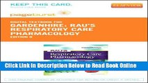 Read Rau s Respiratory Care Pharmacology - Elsevier eBook on VitalSource (Retail Access Card), 8e