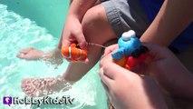 World's Biggest COOKIE MONSTER Surprise Egg! Sesame Street Toys HobbyKidsTV_5