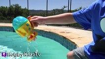 World's Biggest COOKIE MONSTER Surprise Egg! Sesame Street Toys HobbyKidsTV_6