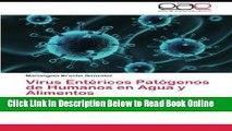 Read Virus Entéricos Patógenos de Humanos en Agua y Alimentos  Virus entéricos humanos  Origen,