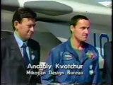 Pilot ejects milliseconds before Mig 29 Crash ( plane crash)