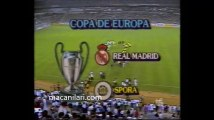 27.09.1989 - 1989-1990 European Champion Clubs' Cup 1st Round 2nd Leg Real Madrid 6-0 CA Spora Luxembourg