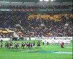 Haka Match All Blacks - France in Wellington - 22 June 2009