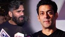 Suniel Shetty REACTS On Salman Khan's RAPE Comment Controversy