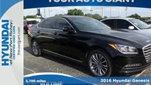 Certified 2016 Hyundai Genesis New Port Richey FL Tampa, FL #165880A
