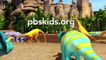 Dinosaur Train   Dinosaur Big City -- coming August. 22   Preview #4   PBS KIDS (Reversed)