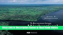 Download Measuring Biological Diversity  PDF Free
