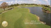 Lago Mar Country Club   Golf Course Hole 17
