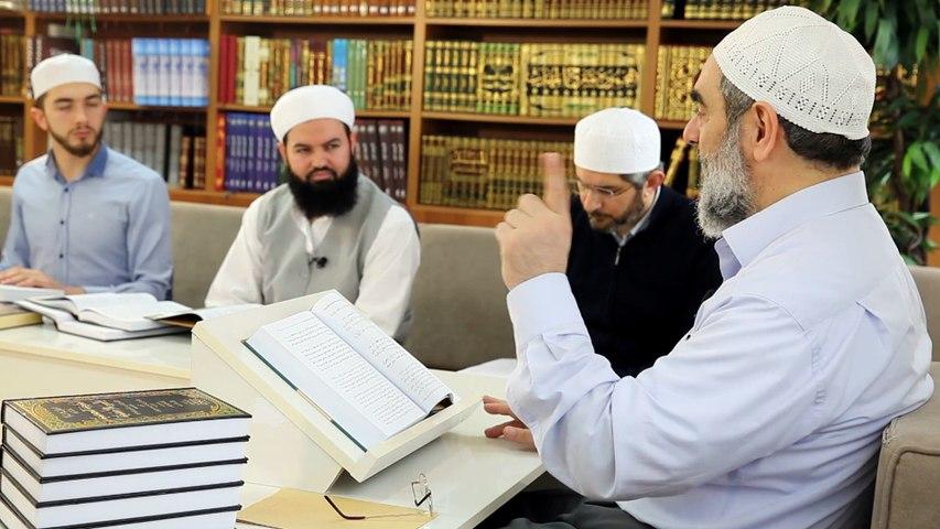3) Tarikat-ı Muhammediyye - Kur'an'a Sarılmak [ Hadisler Işığında-1 ] - Nureddin Yıldız