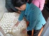 Xining, China - Tibetan Dumpling Making-Part 2.avi
