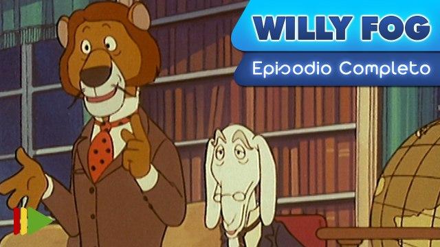 Willy Fog - 01 - La Apuesta | Episodio Completo |