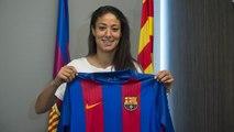 FCB Femení: Leila Ouahabi s'incorpora a l'equip de Xavi Llorens