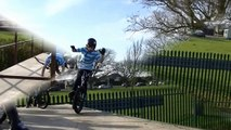 TROY HAYWARD 10 YEAR OLD BMX RIDER,SOUTHSEA SKATE PARK 25/3/2012