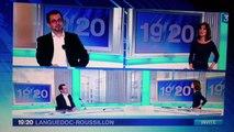 Journal Télévisé 19/20 France 3 Languedoc-Roussillon 11/11/2014