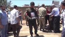 Şehit Jandarma Uzman Çavuş Behçet Avcı Son Yolculuğuna Uğurlandı - Batman
