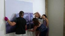 [Teaser] Des gestes blancs parmi les solitudes - Une proposition de quatre étudiantes de l'École nationale supérieure de la photographie à partir des œuvres du Cnap