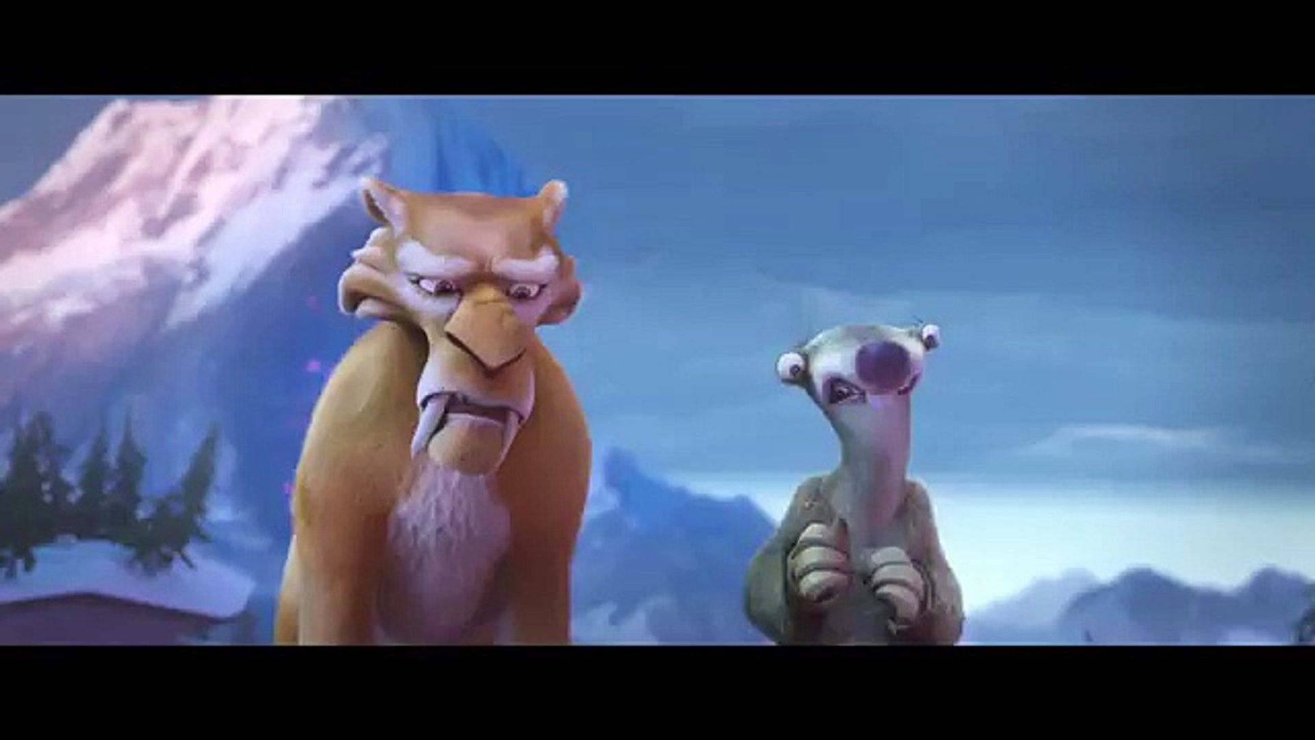 Ice Age 5 Collision Course Buck Is Back Movie Clip