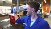 Crean una célula solar flexible para alimentar dispositivos portátiles
