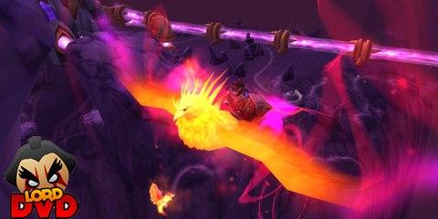 World of Warcraft - Drop en Live des Cendres d'Al'ar -