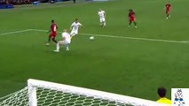 Renato Sanches Goal Portugal vs Poland 1-1