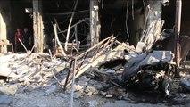 20 قتيلا وعشرات الجرحى بغارات روسية بحلب