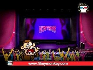 Film Review : FILMY MONKEY Reviews HUNTERRR