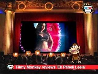 FILMY MONKEY reviews 'Ek Paheli Leela'