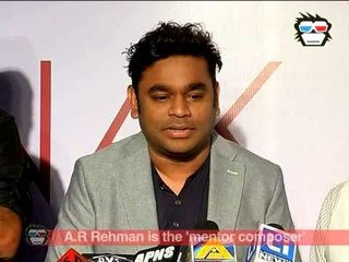 A.R.Rehman hosted the premier of 'Nanak Shah Fakeer'