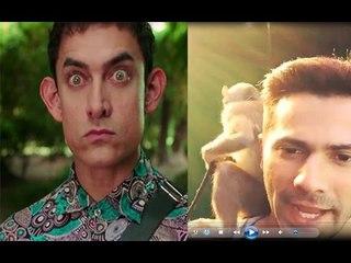 Varun Dhawan calls Aamir Khan a monkey?